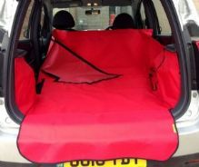 Dacia - Extendable Two Part Boot Liner